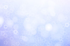 Пушистый голубой градиент предпосылки Стоковые Изображения RF