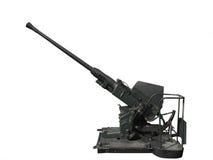 пушка воздушных судн anti стоковые изображения