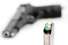 пушка пуль Стоковое фото RF