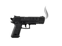 Пушка руки Стоковое фото RF
