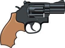пушка старая Стоковое Изображение