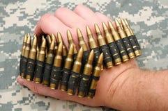 пушка 12 поясов Стоковые Изображения RF