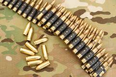 пушка 3 поясов Стоковые Изображения