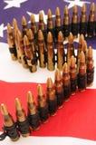 пушка 6 поясов Стоковые Фото