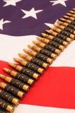 пушка 7 поясов Стоковые Фото