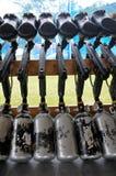 пушка bb Стоковые Фотографии RF