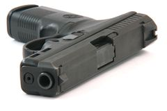 пушки рукояток Стоковое Фото