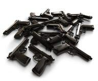 пушки стоковая фотография