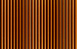 Пущенная по трубам древесина Стоковые Изображения