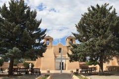 Пуэбло Taos Стоковые Фото