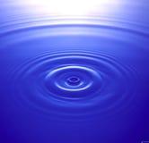 Пульсации воды Стоковые Изображения RF
