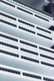 Пульт временных соединительных кабелей Стоковая Фотография RF