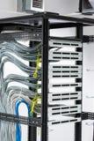 Пульт временных соединительных кабелей Стоковые Изображения RF