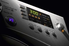 Пульт управления стиральной машины Стоковые Фотографии RF