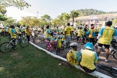 ПХУКЕТ ТАИЛАНД - 11-ОЕ ДЕКАБРЯ: Событие в Таиланде Стоковые Фотографии RF