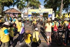 ПХУКЕТ ТАИЛАНД 11-ОЕ ДЕКАБРЯ: Событие в Таиланде Стоковая Фотография