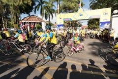 ПХУКЕТ ТАИЛАНД 11-ОЕ ДЕКАБРЯ: Событие в Таиланде Стоковое Изображение RF