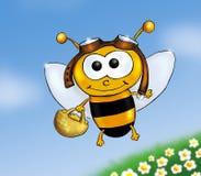 пчела многодельная Стоковые Изображения