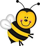 пчела радостная Стоковые Фото