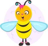 пчела своеобразная Стоковые Изображения RF
