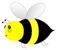 пчела счастливая бесплатная иллюстрация