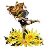пчела 2 Бесплатная Иллюстрация