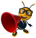 Пчела потехи Стоковое Изображение RF