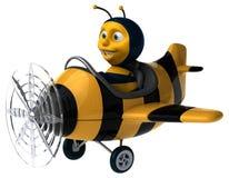 Пчела потехи Стоковое Фото