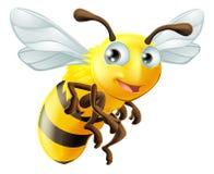 Пчела шаржа Стоковое Фото