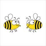 пчелы 2 Стоковая Фотография