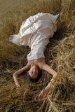 пшеница невесты ослабляя Стоковое Изображение RF
