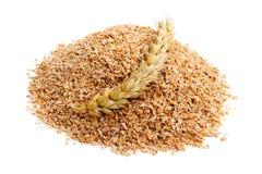 пшеница отрубей Стоковые Фото