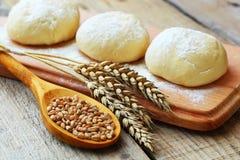 пшеница теста Стоковая Фотография