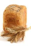 пшеница уха хлеба домодельная Стоковое Изображение