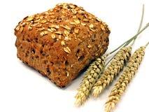 пшеница хлеба коричневая Стоковые Фото