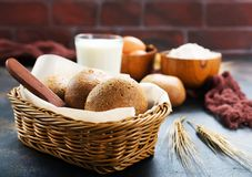 пшеница хлеба свежая стоковое изображение