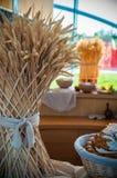 Пшеница 2015 & хлеб Италии 101 милана экспо Стоковые Фото