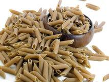 пшеница penne макаронных изделия вся Стоковое Изображение RF