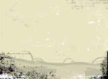 пыжик грязи готский Стоковое Изображение