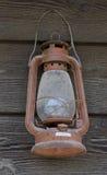 пылевоздушное масло светильника старое Стоковое Изображение