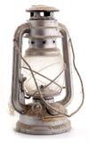 пылевоздушное масло светильника старое Стоковое фото RF