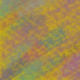 Пылевоздушный сухой цвет наклеенный на предпосылке Очень роскошное смотря художественное произведение иллюстрация вектора