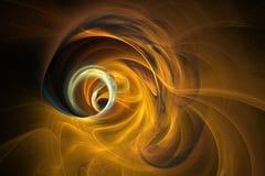 пыльная буря глаза иллюстрация вектора