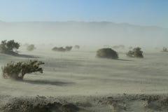 Пыльная буря #1 Стоковая Фотография RF