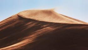 пыльная буря Стоковые Фото