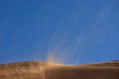 Пыльная буря Стоковые Изображения