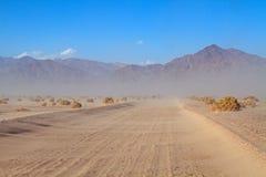 Пыльная буря #4 Стоковое Фото
