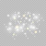 Пыль звезды иллюстрация вектора