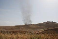 пыль дьявола Стоковое фото RF
