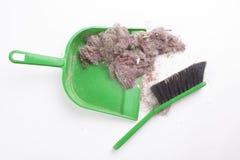 Пыль дома Стоковое Изображение